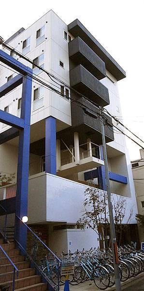 2011-京都之旅-K's house外觀.jpg