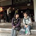 2011-京都之旅-Nancy與小倩在三千院.jpg