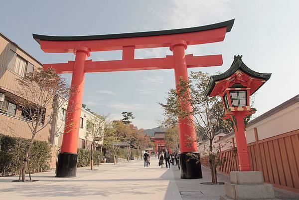 2011-京都之旅-前往稻禾神社途中-03.jpg