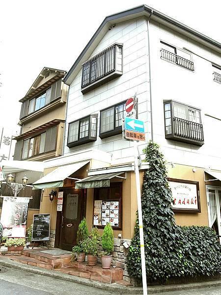 2011-京都之旅-第四天-前往鹿苑寺途中的洋食店-01.jpg