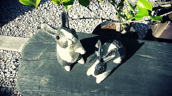 2011-京都之旅-第六天-嵯峨野 嵐山-可愛的兔子.jpg