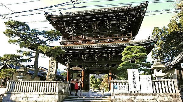 2011-京都之旅-第六天-嵯峨野 嵐山-清涼寺-01.jpg