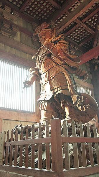 2011-京都之旅-第八天-東大寺-廣目天-01.jpg
