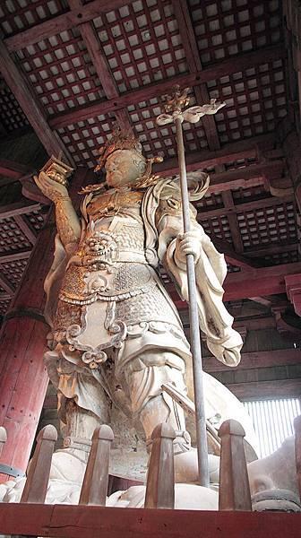 2011-京都之旅-第八天-東大寺-多聞天-01.jpg