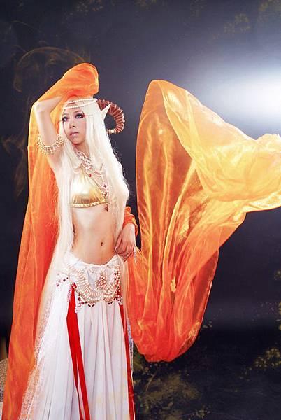 天使迷夢-火之沙拉曼德