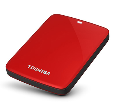 TOSHIBA Canvio Connect