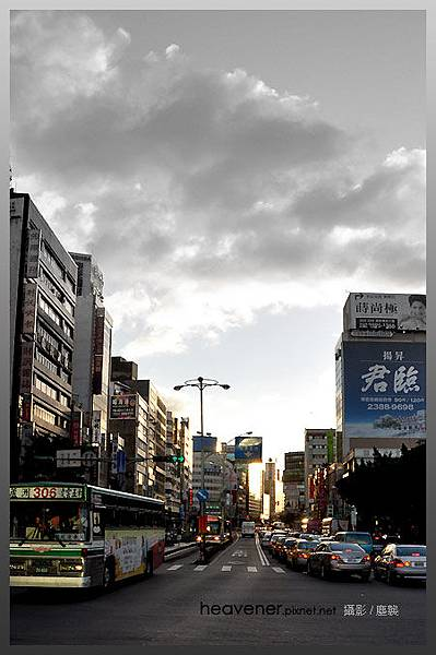 南京東路‧攝/塵襲