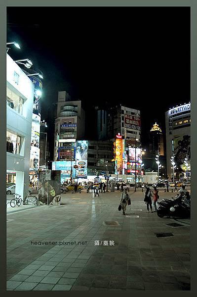 台北西門町‧攝/塵襲