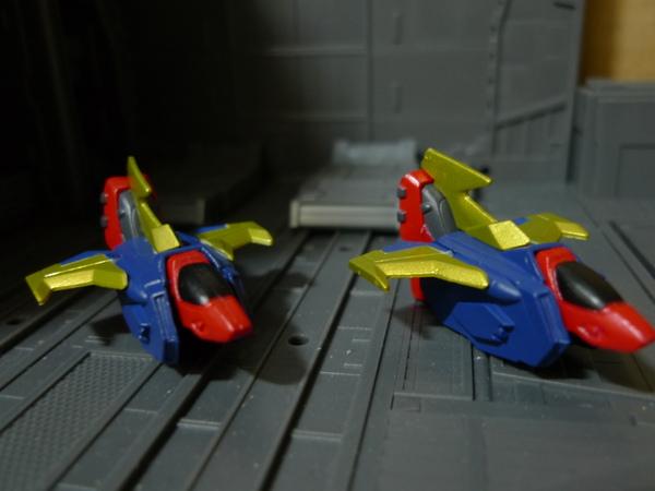 G-攻擊機& G-打擊機