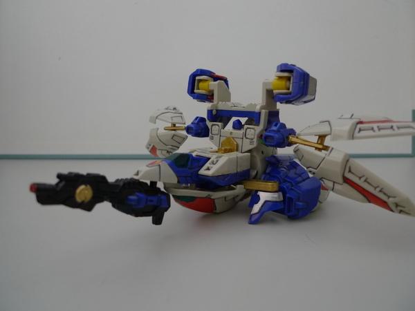 サイバーウイングゼロ-X Fighter模式.JPG