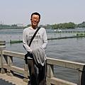 大明湖…中暑了