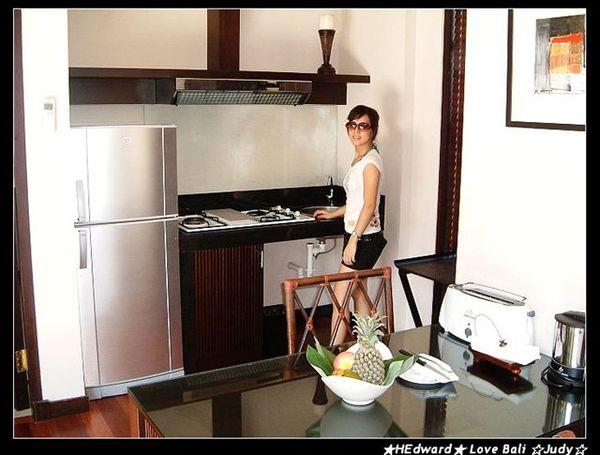 這是我們的廚房