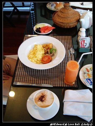 最後一天的美式早餐