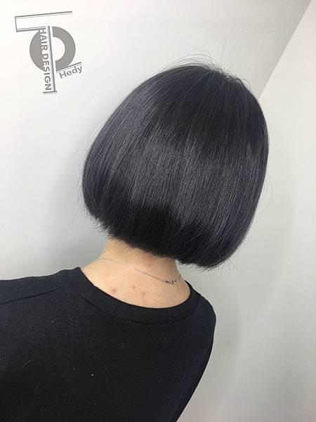 COLOR:j鐵灰色~此色需漂髮