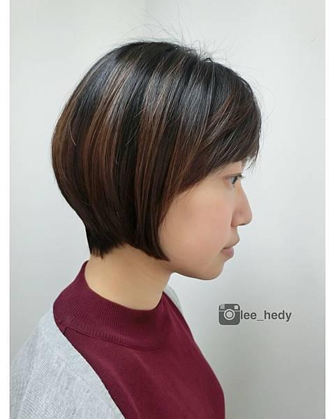 簡單 俐落 短髮