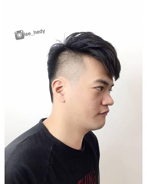 夏日 清爽 男生髮型