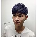 灰紫色~此色需要漂