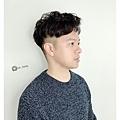 韓系 型男燙