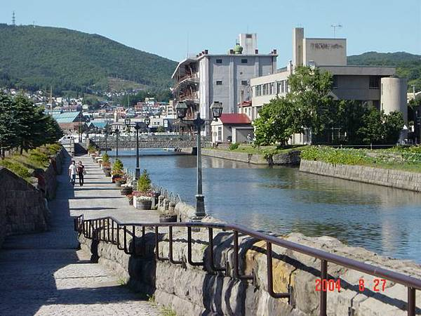 2004. 08. 27 小樽