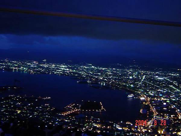 2004. 08. 28 函館夜景