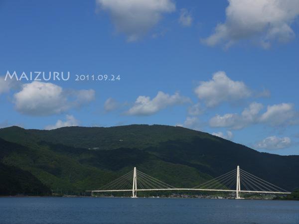 遠眺Crane Bridge