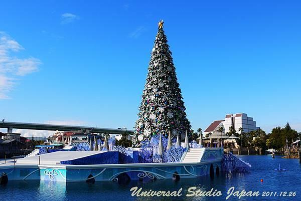 聖誕樹(白天)