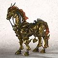 牙狼GAROVol.4--牙狼(大河版)&魔導馬轟天&砂時計