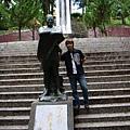 莫那魯道紀念像