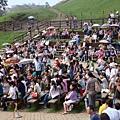綿羊SHOW要開始了  觀眾爆多!