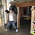 玉山上的弟弟與台灣黑熊XD