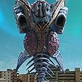 鸚鵡螺型異生獸「美卡弗拉西」