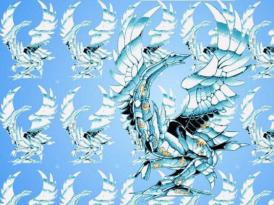 白鳥星座最終神聖衣