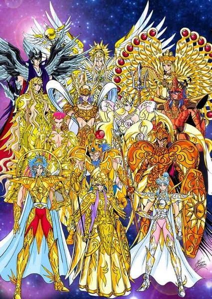 奧林匹克12神全員到齊