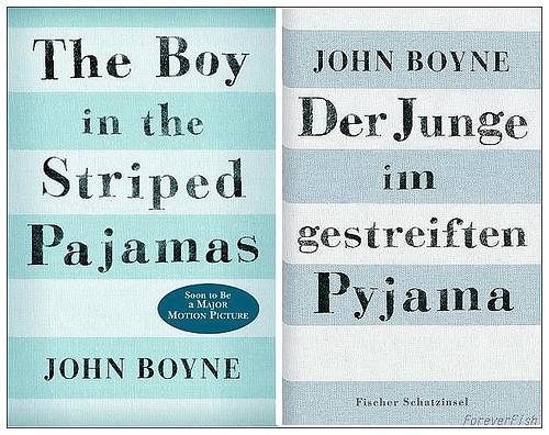 """約翰.波恩""""穿條紋衣的男孩"""""""