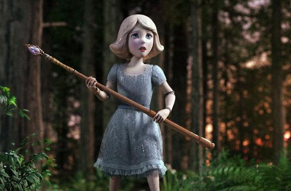 《奧茲大帝》中的超萌瓷娃娃