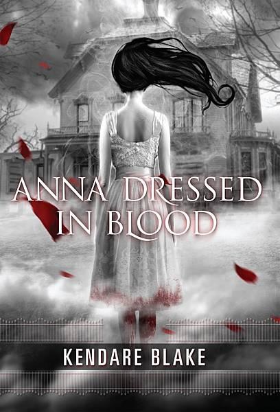 Kendare Blake《Anna Dressed in Blood》