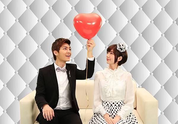 2013偶像劇《就是要你愛上我》宣傳照,真是俊男美女呀...