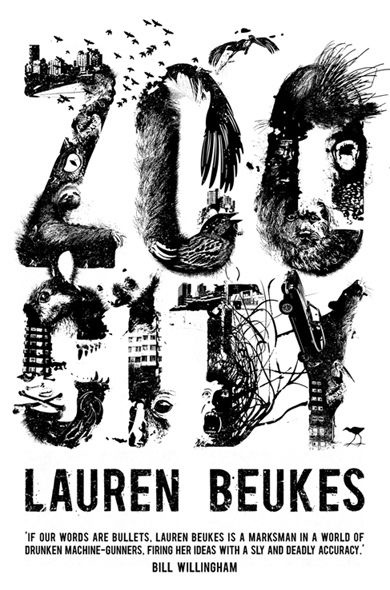 Lauren Beukes 《Zoo City》