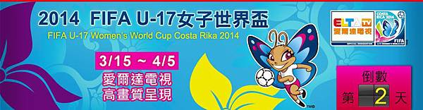 2014 FIFA U-17女子世界盃