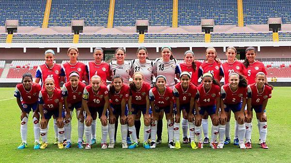 哥斯大黎加U-17女足代表隊