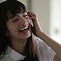 不知是笑是哭的演技前途無可限量