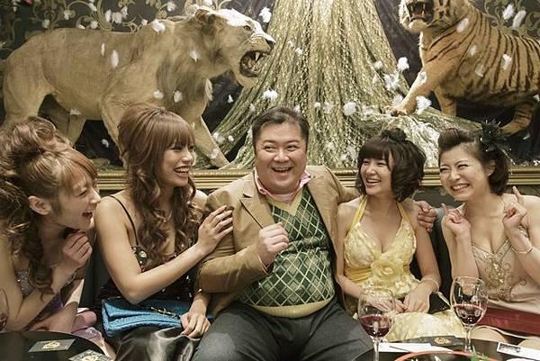 2014電影《三分之一:逆轉賭局》演員小杉龍一