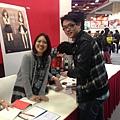 2014國際書展辻村深月老師簽書會