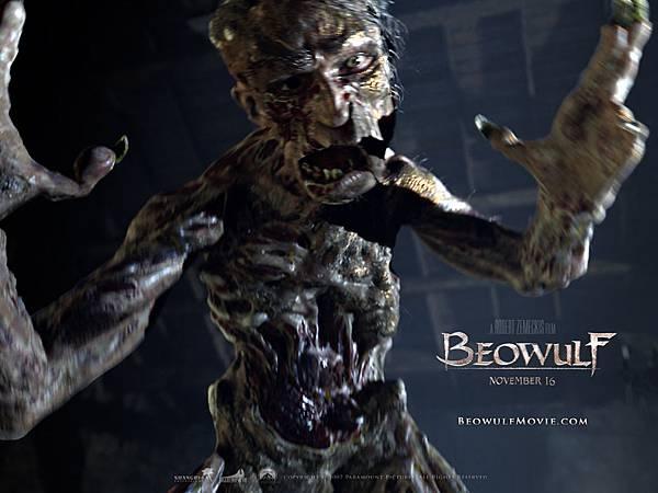 《貝武夫》裡的傳說怪物格倫戴爾