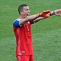 2018年世界盃小組賽第一輪冰島1:0阿根廷:「導演門神」為冰島擋下多球,讓球迷驚嘆連連。