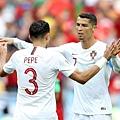 2018年世界盃小組賽第二輪葡萄牙1:0摩洛哥:畢竟一人球隊肯定是無法走遠的,有了如此狀態火爆的C羅在,若其他人無法協力走得更遠就太可惜了。