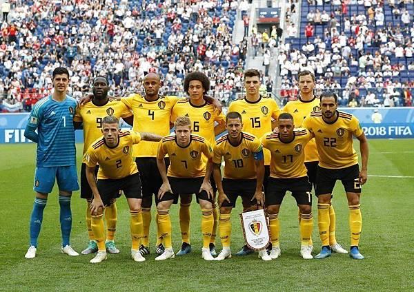 2018世界盃季軍賽比利時2:0英格蘭:比利時奪下本屆世足賽季軍。