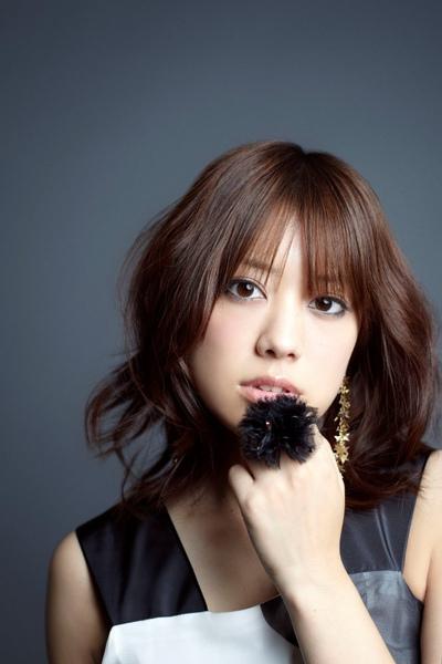 女主角福田沙紀的歌手照
