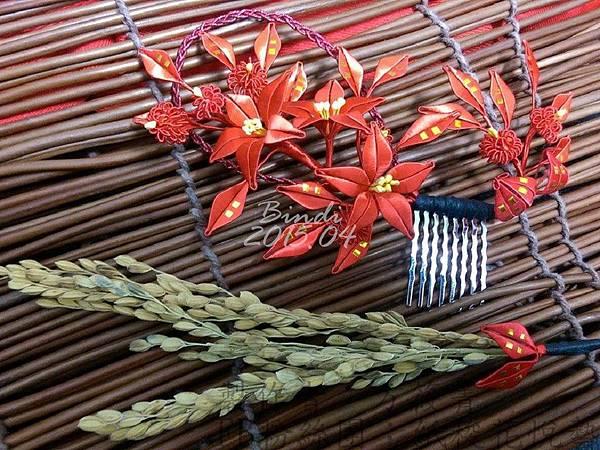 新娘花+稻穗