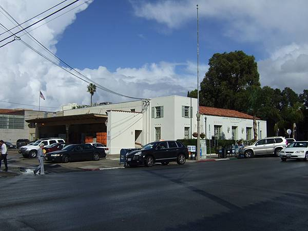 La Jolla Post Office